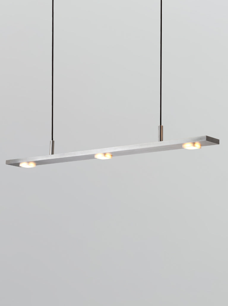 "Cerno Brevis 28"" LED Linear Pendant"