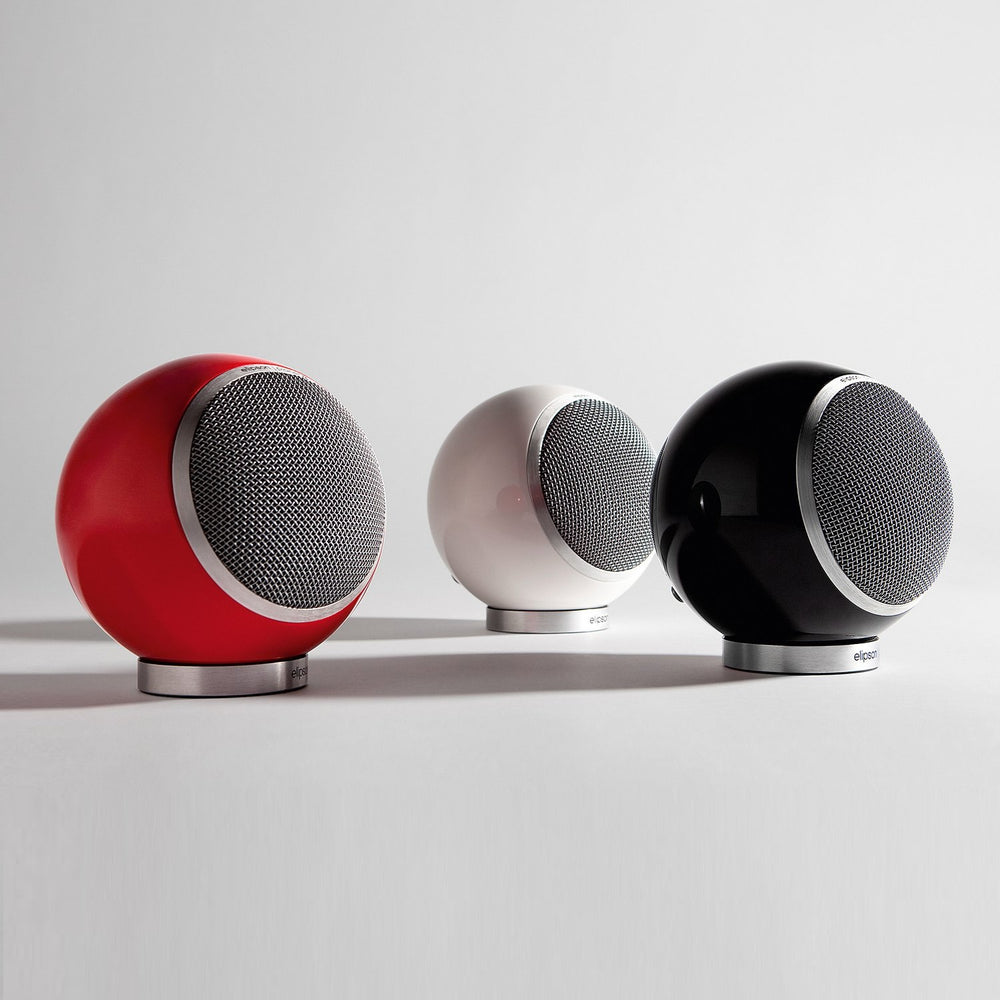 Planet L Speaker - Black by Elipson