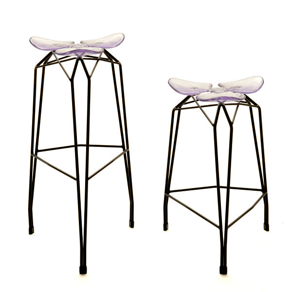 Kubikoff Diamond Counter Stool