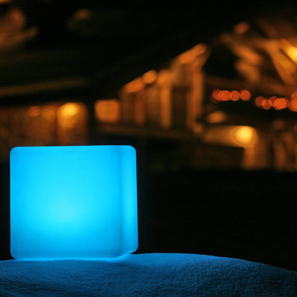 Dice LED Cordless Lamp by Smart & Green