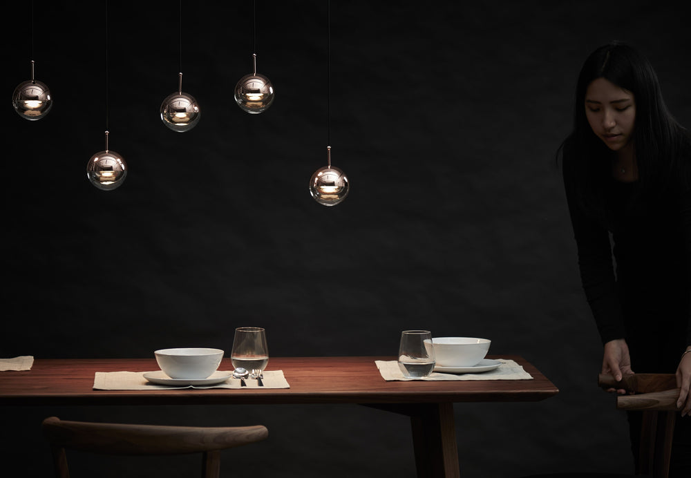 SeedDesign Lighting Dora 5 Pendant Light