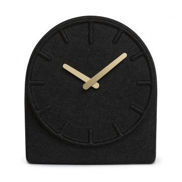 Leff Felt Two Desk Clock