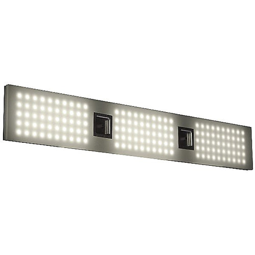 Blackjack Lighting Grid Bath Light