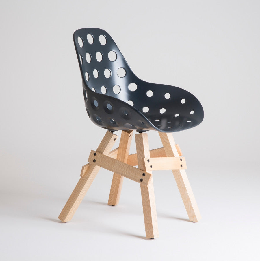 Kubikoff Icon Dimple Hole Chair | Kubikoff | LoftModern
