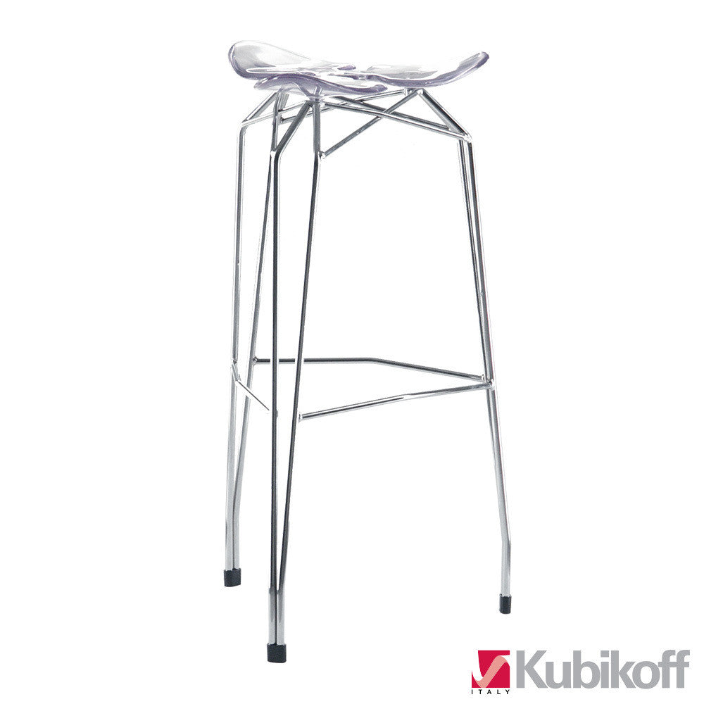 Kubikoff Diamond Bar Stool - LoftModern