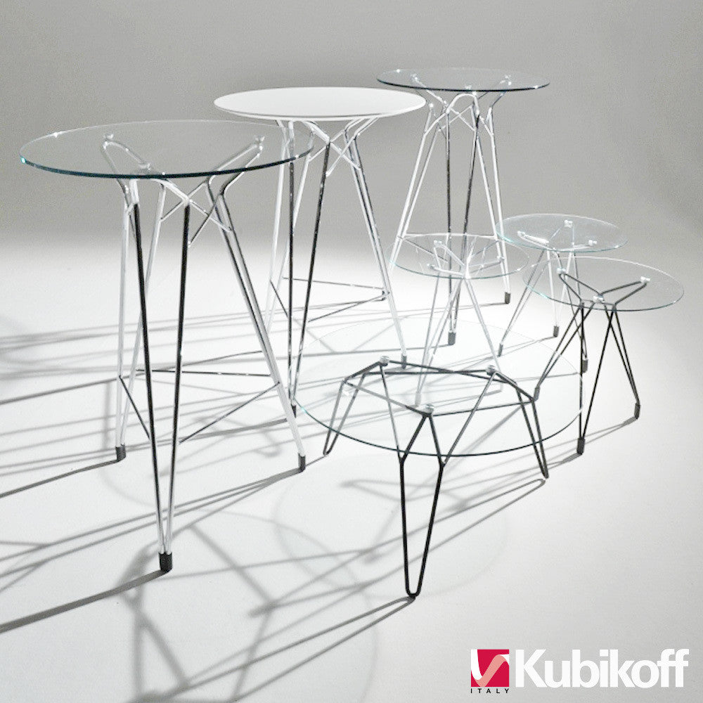 Kubikoff Diamond Bar Table - LoftModern - 5