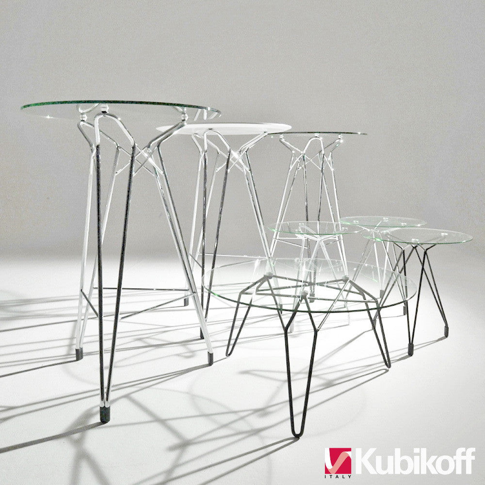 Kubikoff Diamond Bar Table - LoftModern - 4