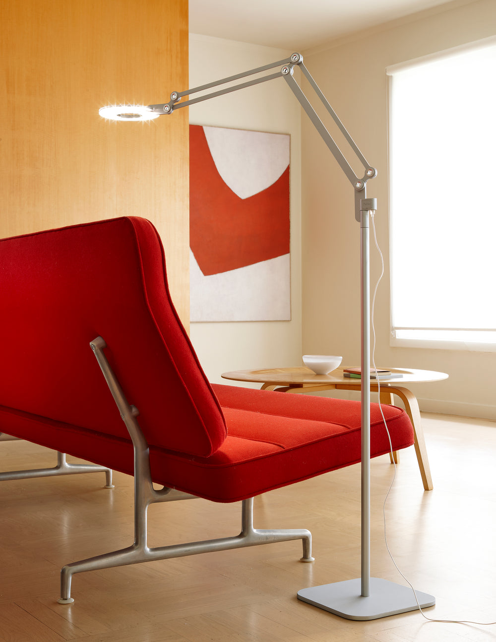 Pablo Designs Link Floor Lamp Medium - LoftModern