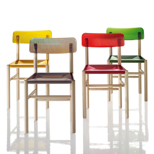 Magis Trattoria Chairs open box - LoftModern - 1