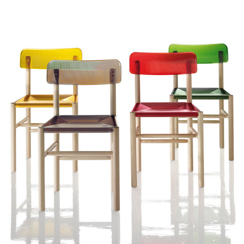 Magis Trattoria Chairs open box