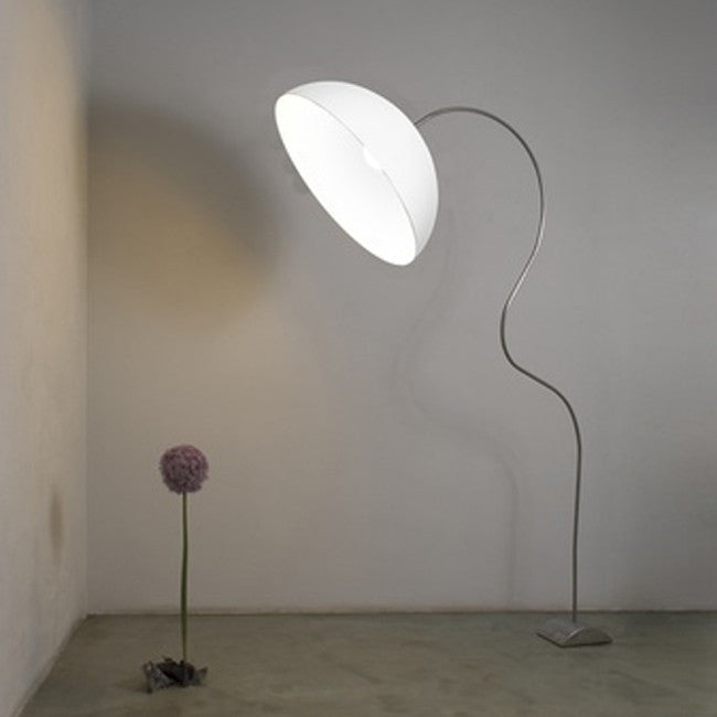 In-es.artdesign Mezza Luna Piantana Floor Lamp