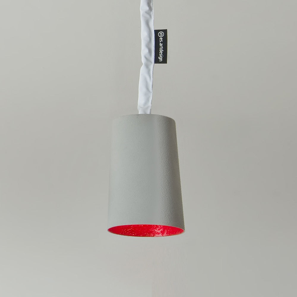 In-es.artdesign Paint Cemento Pendant Light