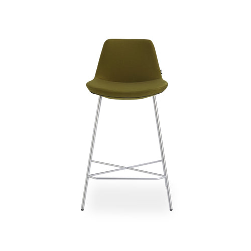 B&T Pera Counter Stool X Base