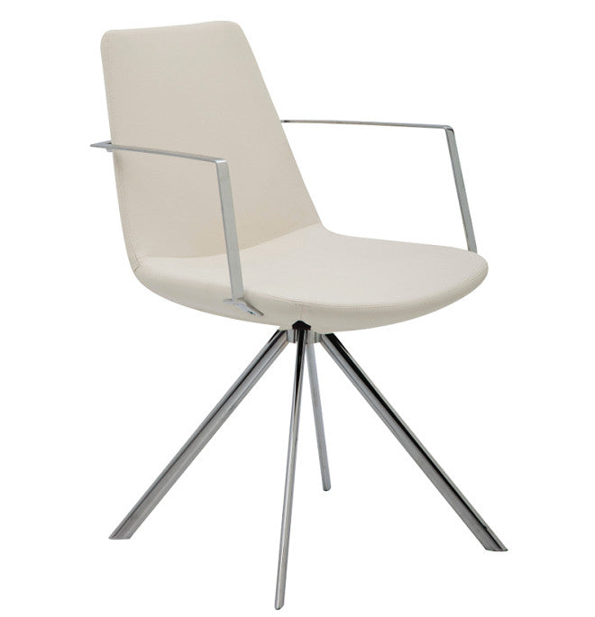B&T Pera Ellipse Armchair - LoftModern - 3