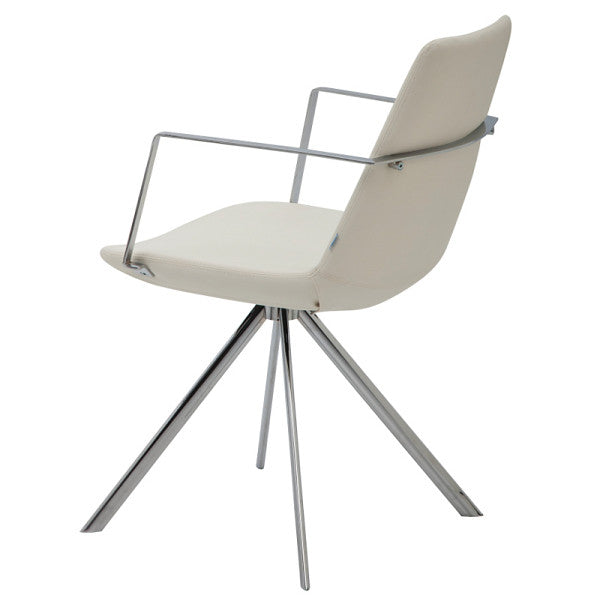 B&T Pera Ellipse Armchair - LoftModern - 4