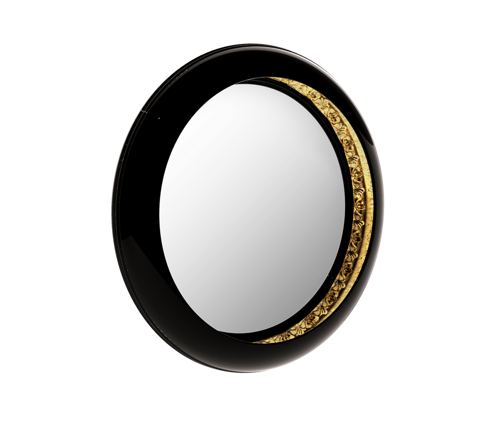 Boca do Lobo Ring Round Mirror Coolors Collection