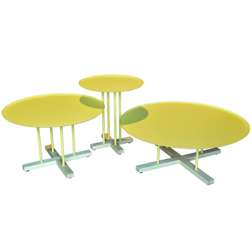 B&T Sini Table Yellow | B&T | LoftModern
