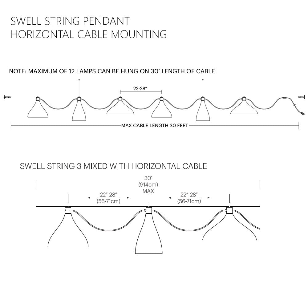 Pablo Designs Swell String 3 Mixed