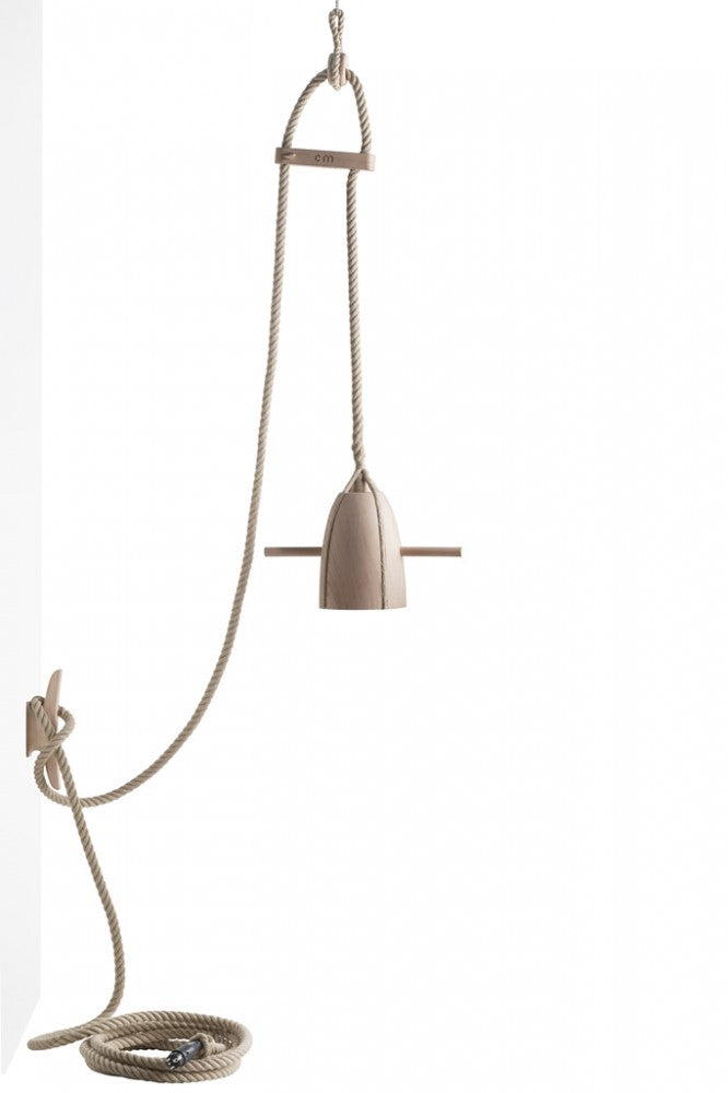 Thomas Eyck Elm Hood Flax Light t.e. 076.077 - LoftModern