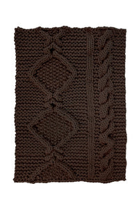 Thomas Eyck Aran Rug Brown t.e. 089.090 - LoftModern