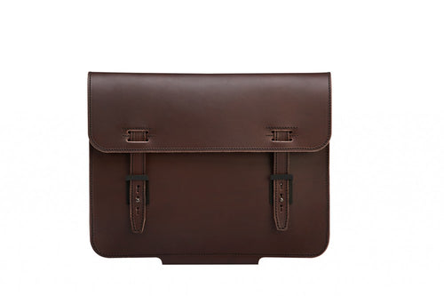 Thomas Eyck Leather Briefcase t.e. 138