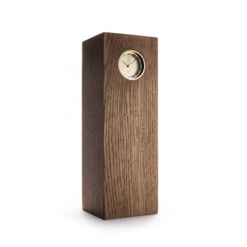 Leff Tube Wood Clock | Leff | LoftModern