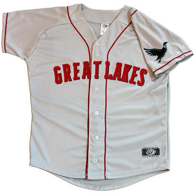 Great Lakes Loons Road Replica Jersey