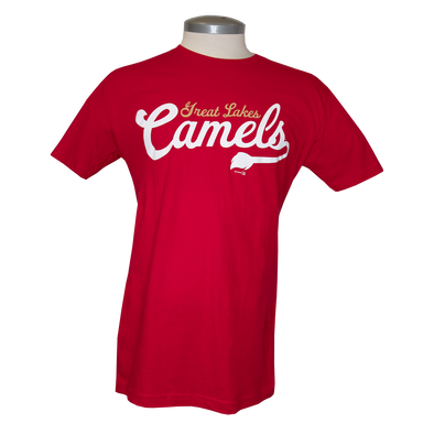 Great Lakes Camels T-Shirt•