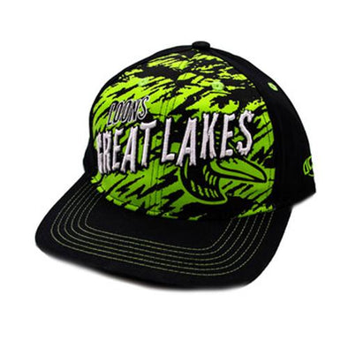 Great Lakes Loons Flash Home Cap - Youth