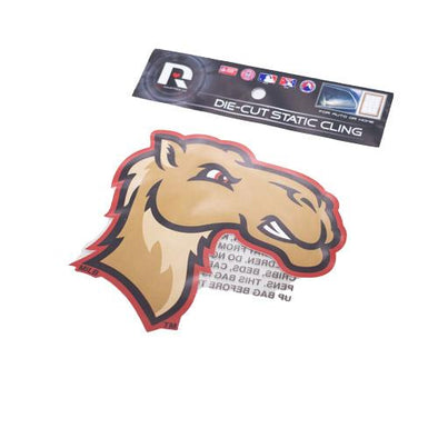 Great Lakes Loons Camel Window Cling