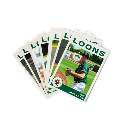 Great Lakes Loons Updated Team Cards 2019