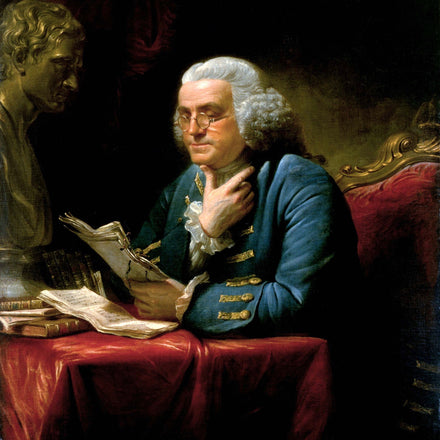 Ben Franklin's Daily Planner is a Productivity Masterpiece