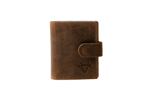 Credit Card Case - Tannin Leather