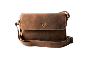 Sling Bag - Tannin Leather