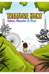 Treasure Hunt Book - Colour, Discover & Read (PDF)