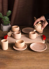 Wooden Play Time Tea Set