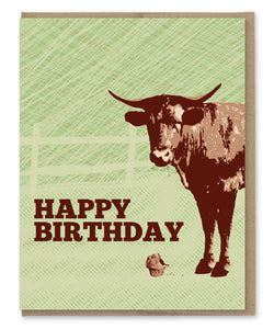 STUD MUFFIN BIRTHDAY CARD