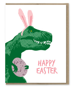 TREX EASTER CARD
