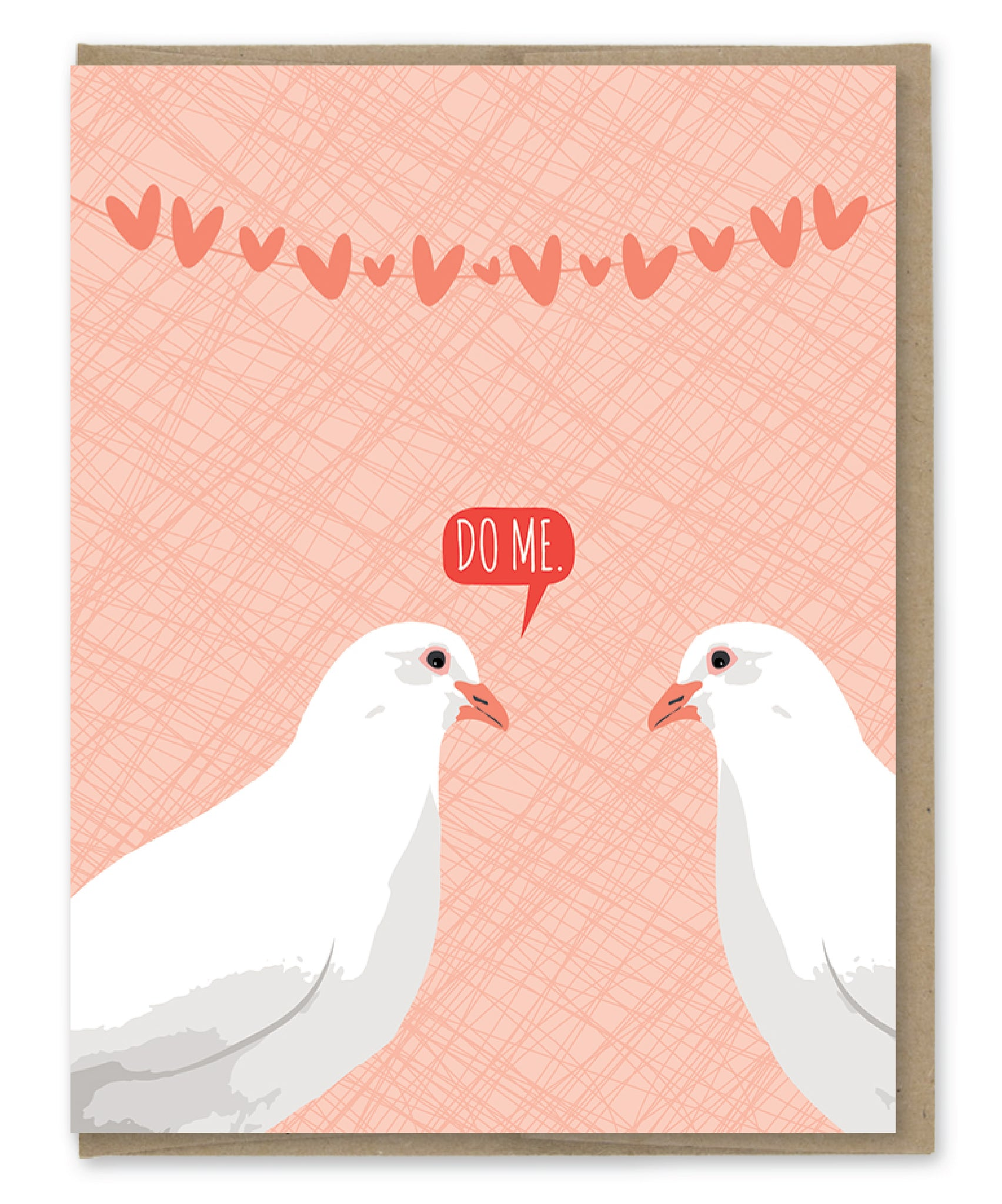 DO ME LOVE CARD