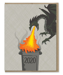 2020 FIRE NEW YEAR'S CARD