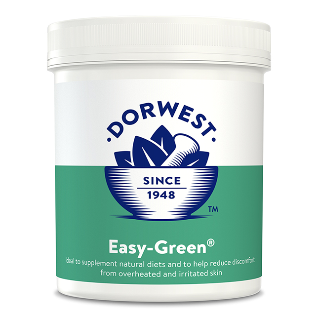 Dorwest Easy Green Powder For Dogs And Cats