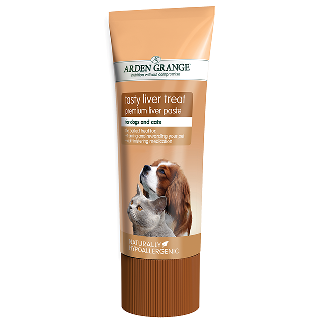 Arden Grange Tasty Liver Treat Premium Liver Paste for Dogs and Cats