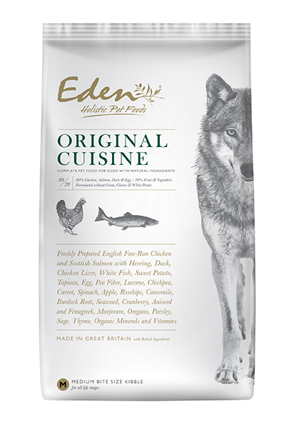 Eden 80/20 Original Cuisine for Dogs