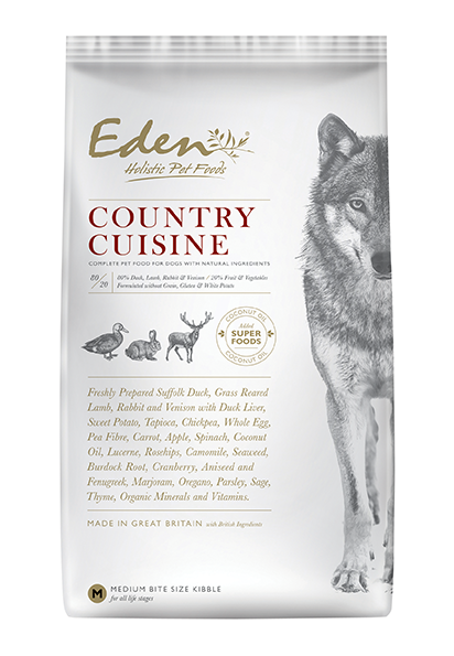 Eden 80/20 Country Cuisine for Dogs