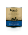 Eden Working & Sporting Turkey & Herring Wet Food for Dogs