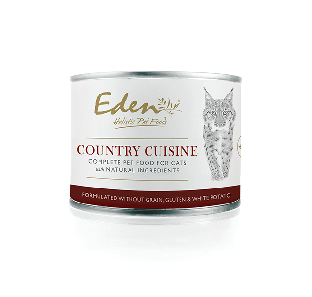 Eden Country Cuisine Wet Food for Cats