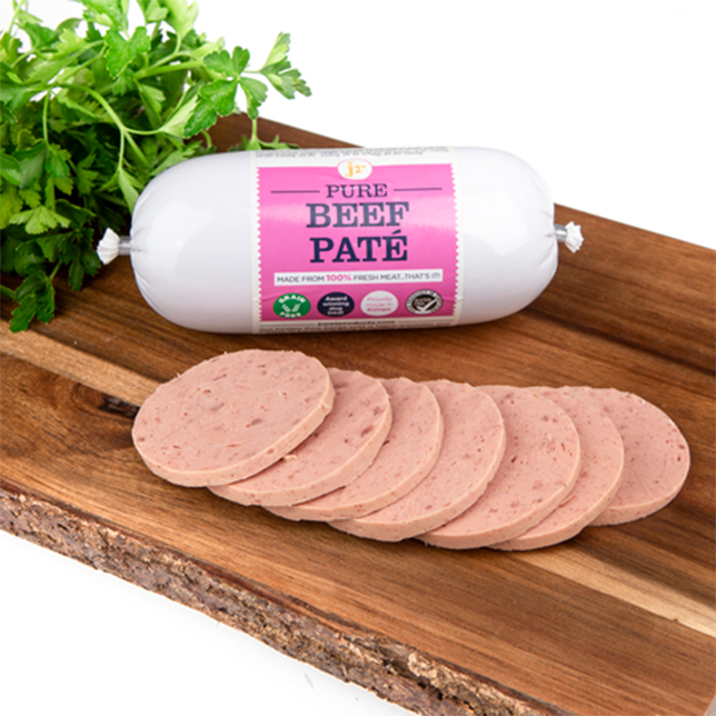 JR Pure Beef Paté for Dogs