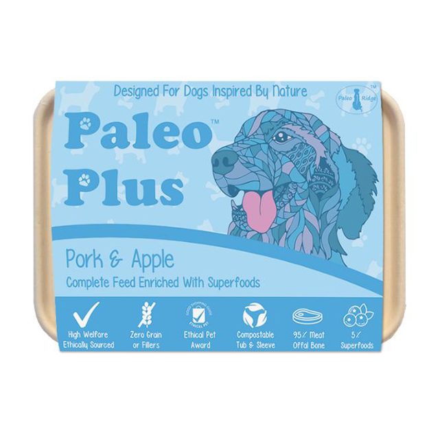 Paleo Ridge Paleo Plus Pork & Apple Complete