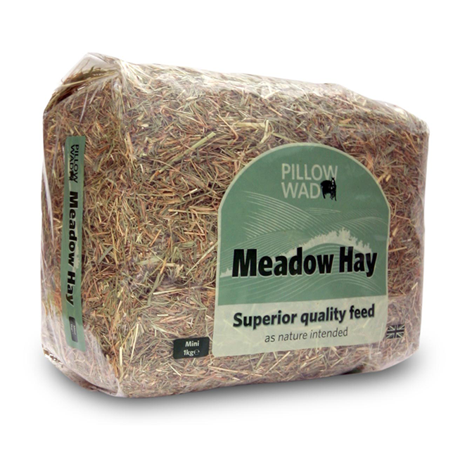 Pillow Wad Meadow Hay