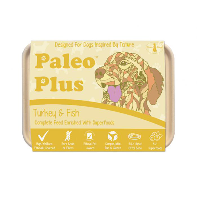 Paleo Ridge Paleo Plus Turkey & Fish Complete